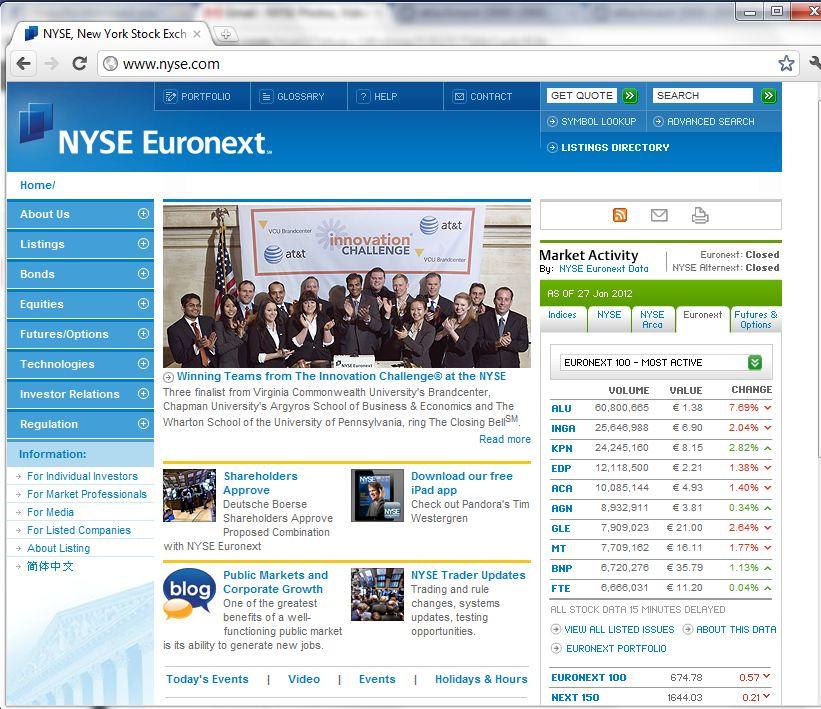 nysewebsite